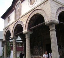 Legenda Manastirii Cozia